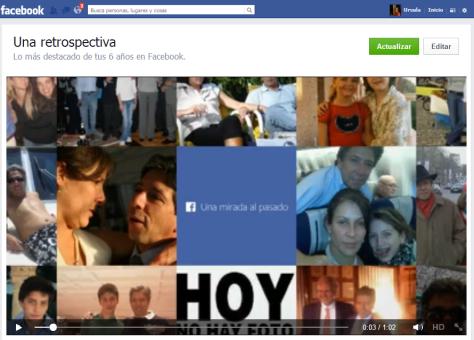 Caratula  de  mi video personal con motivo de los 10 años de Facebook | Voz A Voz Manager SEO Colombia
